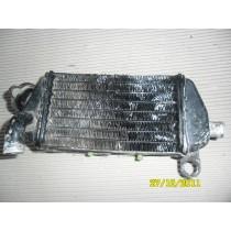 Kawasaki KDX200 KDX 200 1990 90 Radiator Water Cooler Right RHS