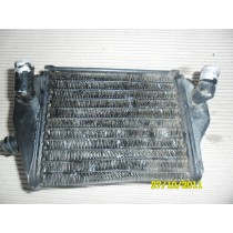 Kawasaki KLR250 KLR 250 1991 91 Radiator Water Cooler Left Fair
