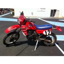 Horn to suit Kawasaki KLR600 KLR 600 1985 85