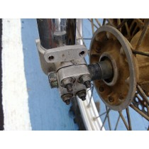 Front Axle to suit Suzuki RM125 RM 125 1992 92