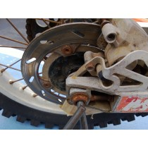 Rear Brake Disc to suit Honda CR125 CR 125 1991 91