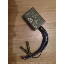 Yamaha YZ80 YZ 80 Water Cooled 5X2-10 CDI Unit Ignition Black Box *MISSING PLUG*