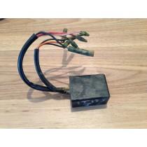 Yamaha IT175 IT 175 J 82 1982 CDI Unit Ignition Black Box Mitsubishi