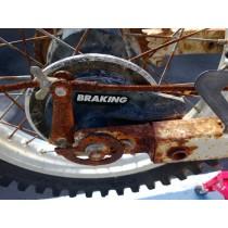 Rear Brake Backing Plate to suit Honda XL250 XL 250 R 1985 85