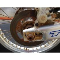Rear Brake Disc suit Husqvarna TE250 TE 250 450 510 2005 05