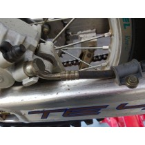Rear Brake Line Hose Pipe to suit Husqvarna Husky TE450 TE TC 250 450 510 2004