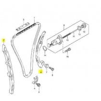 Cam Chain Guide Pair Off Suzuki RMZ250 RMZ 250 2011