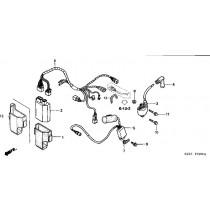 Regulator Rectifier with Capacitor for Honda CR250 CR 250 2002 02 31600-KZ3-J41