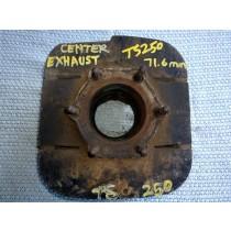 Barrel Cylinder Jug Pot for Suzuki TS250 TS 250 71.5mm Bore
