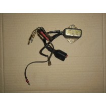 CDI Unit Black Box Igniter Honda XL250 XL 250 Custom Wires