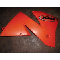 Right Side Cover For KTM 250EXC 250 EXC 2001 01
