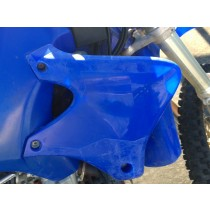 Right Radiator Shroud Scoop to suit Yamaha WR400F WR WRF 400 1999 99