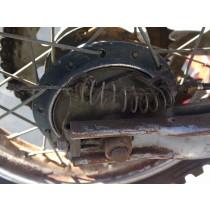 Rear Brake Backing Plate for LEM 50 LX CX