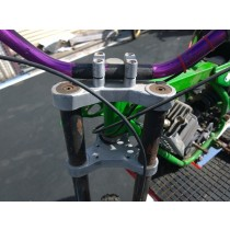 Triple Clamps Steering Stem Tree for LEM 50 LX CX