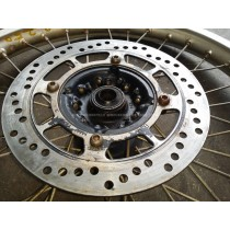 Front Brake Disc Rotor off a Honda XR250 XR 250 1988 88