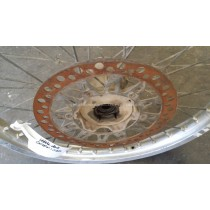 Front Brake Disc Rotor off a Suzuki RM250 RM 250 125 1989 89