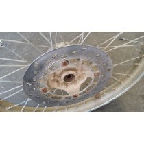 Front Brake Disc Rotor off a Suzuki TF200 TF 200 1998 98
