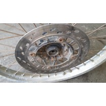 Front Brake Disc Rotor off a Suzuki TS250 TS 250 1985 85
