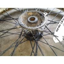 Front Hub ( Wheel )off a Honda CR250 CR 250 1987 87