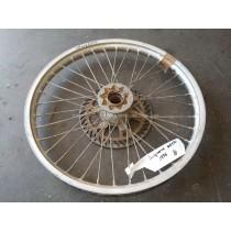 Front Wheel Hub Spokes Rim Off A Husqvarna WR250 WR 250 360 1995 95