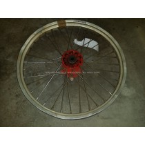 Front Wheel Hub Spokes Rim Off A KTM EXC 350GS 350 GS 1989 or 1991 89 91