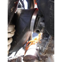 2003 KTM 450SXF 450 SXF Intake Manifold