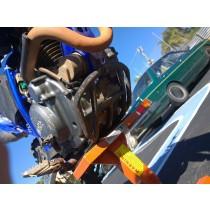 Skid Bar Engine Bash Guard Protector for Yamaha TTR230 TTR TT-R 230 2004 04
