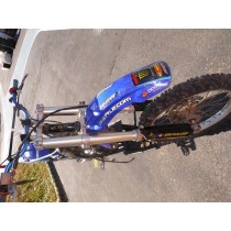 Front Forks Suspension Off Yamaha YZ125 YZ 125 1997