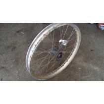 Front Wheel Hub Spokes Rim off a Yamaha TT250 350 TT 250 1991 91