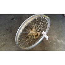 Front Wheel Hub Spokes Rim off a Yamaha YZ250 YZ 250 1998-2001 98-01 YZ125 125