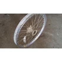 Front Wheel Hub Spokes Rim off a Yamaha YZ426F YZF 426 2001 01 WRF
