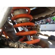 Rear Shock Suspension WP to suit KTM 450SX-F 450SX 450 SXF SX F 2011