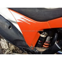 Right Airbox Cover Plastic to suit KTM 450SX-F 450SX 450 SXF SX F 2011