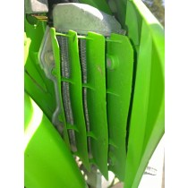 Left Radiator for Kawasaki KX125 KX 125 99