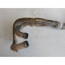 Exhaust Header Pipes & Mid Section for Husky Husqvarna TC250 TC 250 2004 good