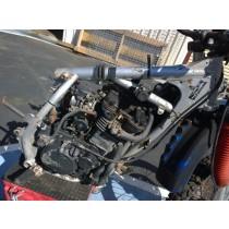 Frame Chassis for Kawasaki KLR650 KLR 650 1989 89