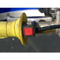 Engine Stop Kill Switch Button for Yamaha YZ450F YZ 450 F YZF 2005 05