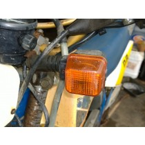 Front Left Indicator Blinker Turn Signal for Suzuki DR200 DR 200 1985 85