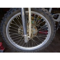 Front Wheel for Suzuki RM125 RM 125 1990 90