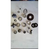Impeller Pushrod Bolts Nuts Washers Hardware set GasGas Gas 450FSE FSE FS 450 04