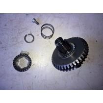 Kickstart Kick Start Shaft Mechanism Assembly for KTM 450EXC 450 EXC 2008 08