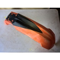 Front Fender Mudguard Mud Guard for KTM 450EXC 450 EXC 2008 08