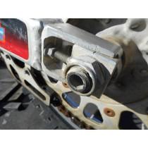 07 HONDA CRF250R Rear Axle Shaft Spindle Bolt CRF 250 R 2007 '07