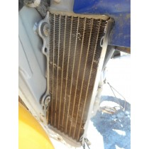 06 HUSQVARNA TE450 Left Radiator Rad TE 450 2006 '06