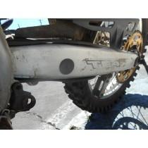 06 HUSQVARNA TE450 Swingarm Swing Arm Rear Suspension TE 450 2006 '06