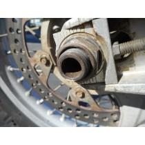 YAMAHA YZ426 Rear Axle Shaft Wheel Axle Bolt YZ 426 2000 '00