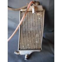00 HONDA CR250 Right Radiator Cooling Rad Right CR 250 2000 00