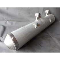 07 HUSQVARNA TE250 Exhaust Muffler Silencer Pipe OEM TE 250 Husky 250 2007 07