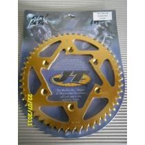JT KTM Husaberg SX EXC 50 Tooth Rear Sprocket Gold