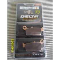 Delta Brake Pads Honda Kawasaki Suzuki XR KX RM DRZ CR